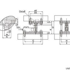 BSB (Shear Beam Load Cell) ACCESSORY