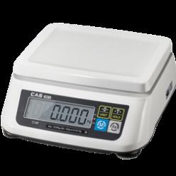 SW-II Tartım terazisi , ticari (M) onaylı terazi; 6,15, 30 kg kapasite seçenekleri ile istenilen ağırlıkta tartım hassasiyeti, 300 saat akü veya pilli  kullanım seçeneği.Ayrıca fırın, paketleme, mal alım işlemlerinde pratik ve sorunsuz kullanım. Paslanmaz geniş kefe opsiyonu ile de tartım kapasitesini arttırabilirsiniz.