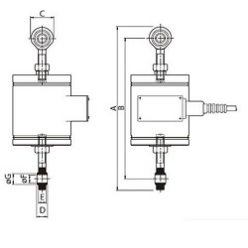 CT (Canister Load Cell) ACCESSORY